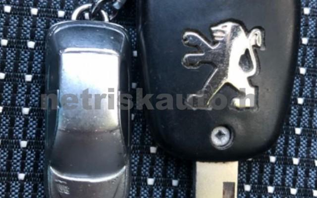 PEUGEOT 206 1.4 HDi Presence személygépkocsi - 1398cm3 Diesel 104548 12/12