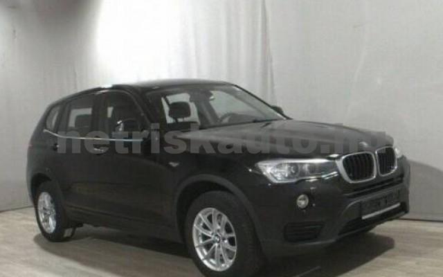 BMW X3 személygépkocsi - 1995cm3 Diesel 55720 2/7