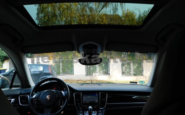PORSCHE Panamera 4 PDK személygépkocsi - 3605cm3 Benzin 21407 9/12