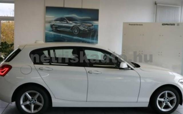 BMW 118 személygépkocsi - 1499cm3 Benzin 42586 4/7