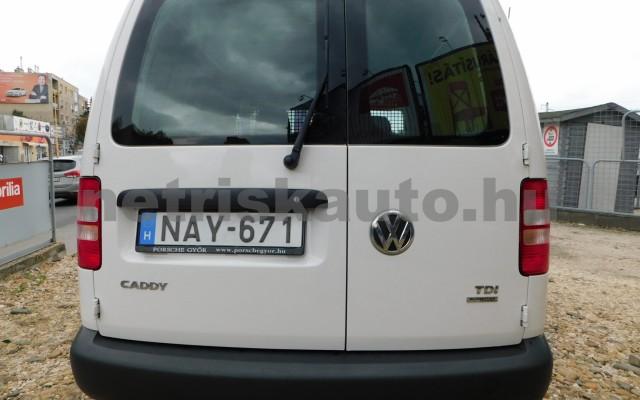 VW Caddy 1.6 CR tdi tehergépkocsi 3,5t össztömegig - 1598cm3 Diesel 55024 11/12