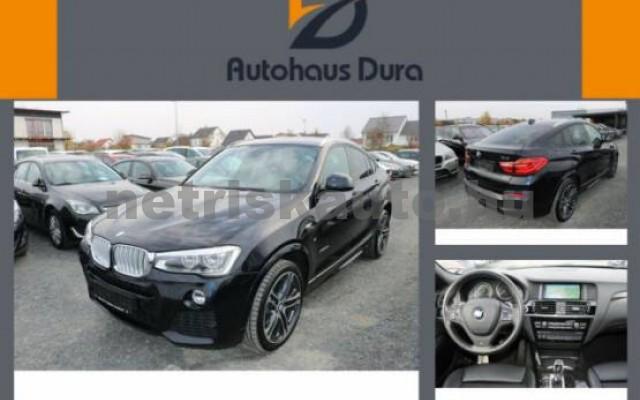 BMW X4 személygépkocsi - 2993cm3 Diesel 43096 4/7