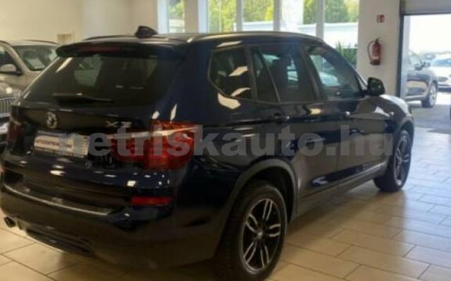 BMW X3 személygépkocsi - 1995cm3 Diesel 55734 5/7