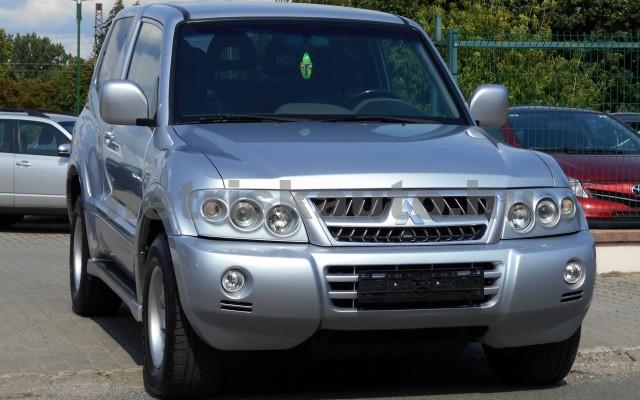 MITSUBISHI Pajero 3.2 DI MT Dakar személygépkocsi - 3200cm3 Diesel 18324 3/8