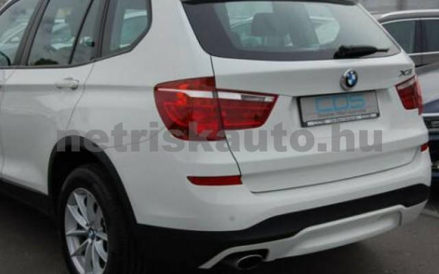 BMW X3 személygépkocsi - 1995cm3 Diesel 55727 7/7