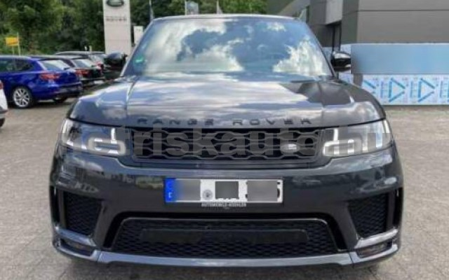 Range Rover személygépkocsi - 2997cm3 Diesel 105590 6/12