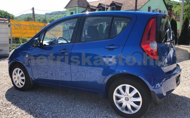 OPEL Agila személygépkocsi - 1242cm3 Benzin 93234 4/12