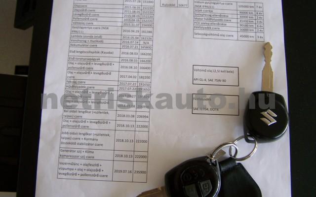 SUZUKI SX4 1.5 GS személygépkocsi - 1490cm3 Benzin 44771 12/12