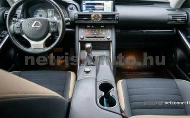 LEXUS IS 300 személygépkocsi - 2494cm3 Hybrid 110746 5/7