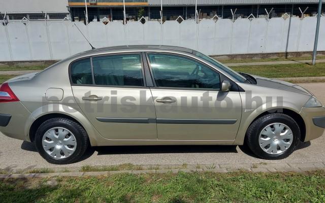 RENAULT Mégane 1.6 Expression személygépkocsi - 1598cm3 Benzin 52522 6/29