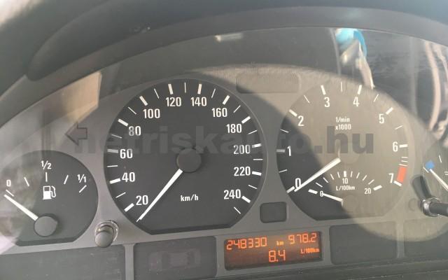 BMW 3-as sorozat 318i személygépkocsi - 1995cm3 Benzin 17079 8/9