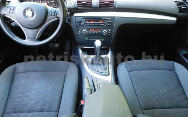 BMW 1-es sorozat 116i Aut. személygépkocsi - 1599cm3 Benzin 93223 6/12