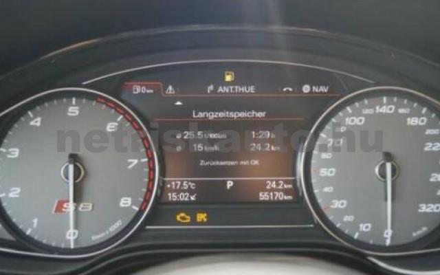 AUDI S8 személygépkocsi - 3993cm3 Benzin 55243 7/7