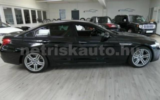 BMW 640 Gran Coupé személygépkocsi - 2979cm3 Benzin 55596 6/7