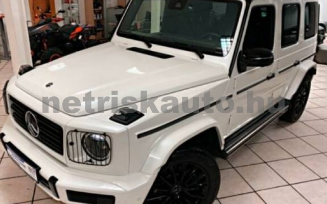 G 400 személygépkocsi - 2925cm3 Diesel 105908 8/12