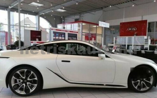 LEXUS LC 500 személygépkocsi - 4969cm3 Benzin 110693 4/12