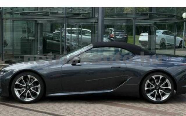 LC 500 személygépkocsi - 4969cm3 Benzin 105669 6/12
