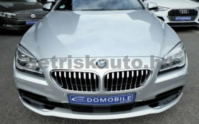 BMW 640 Gran Coupé személygépkocsi - 2993cm3 Diesel 55599 2/7