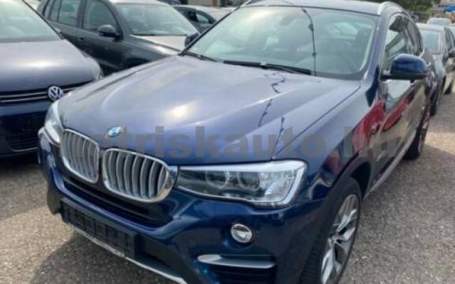 BMW X4 személygépkocsi - 2993cm3 Diesel 55755 2/6