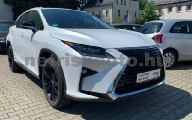 LEXUS RX 450 személygépkocsi - 3456cm3 Hybrid 110630 3/12