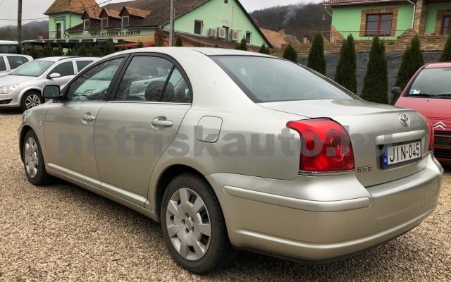 TOYOTA Avensis 1.8 Sol Elegant személygépkocsi - 1794cm3 Benzin 74248 4/12