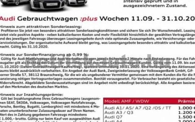 AUDI Q2 személygépkocsi - 999cm3 Benzin 55140 3/7