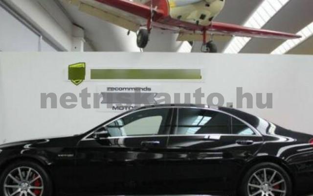 S 63 AMG személygépkocsi - 3982cm3 Benzin 106134 6/12