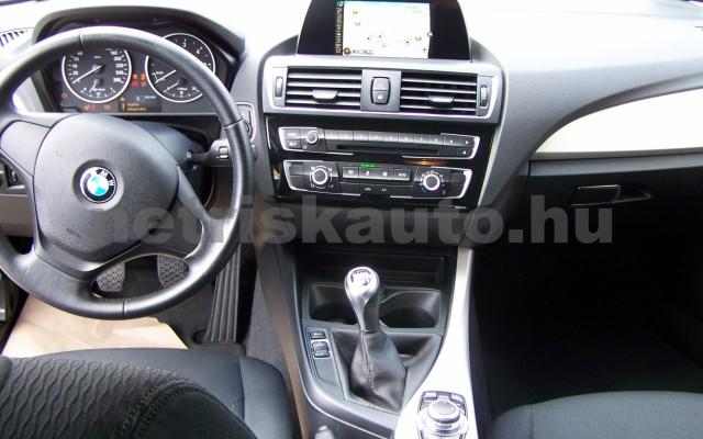BMW 1-es sorozat 116d Advantage személygépkocsi - 1496cm3 Diesel 93239 8/12