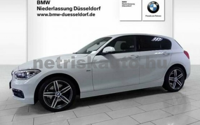 BMW 125 személygépkocsi - 1998cm3 Benzin 42603 3/7