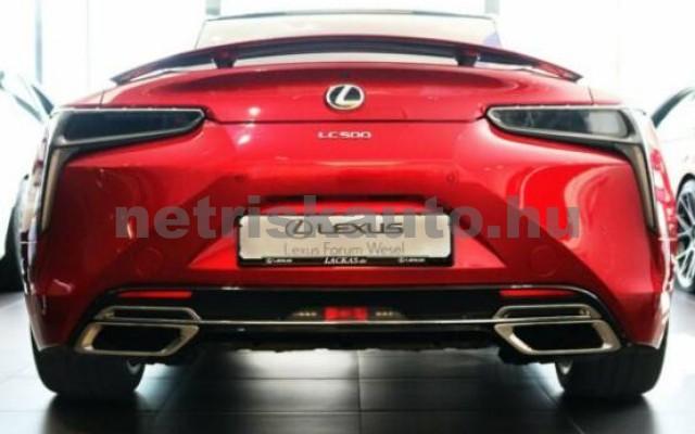 LEXUS LC 500 személygépkocsi - 4969cm3 Benzin 43499 6/7