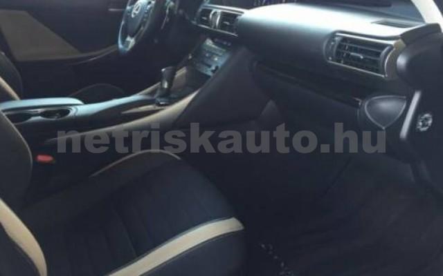 LEXUS IS 300 személygépkocsi - 2494cm3 Benzin 110616 11/11