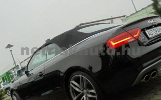 AUDI S5 személygépkocsi - 2995cm3 Benzin 55230 4/7