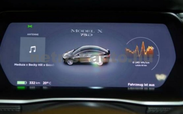 TESLA Model X személygépkocsi - 2000cm3 Kizárólag elektromos 39965 7/7