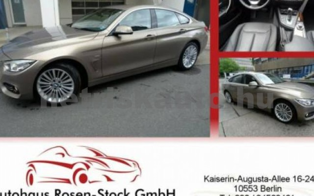 BMW 430 Gran Coupé személygépkocsi - 2993cm3 Diesel 55458 2/7