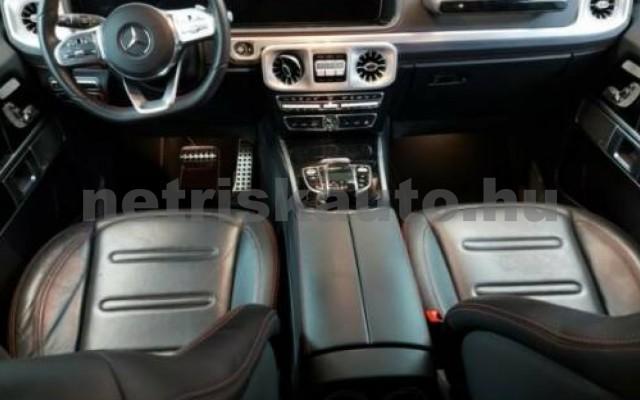 G 500 személygépkocsi - 3982cm3 Benzin 105914 10/12