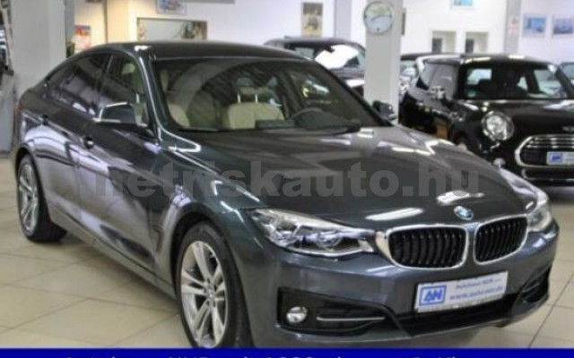 BMW 320 Gran Turismo személygépkocsi - 1995cm3 Diesel 42659 2/7