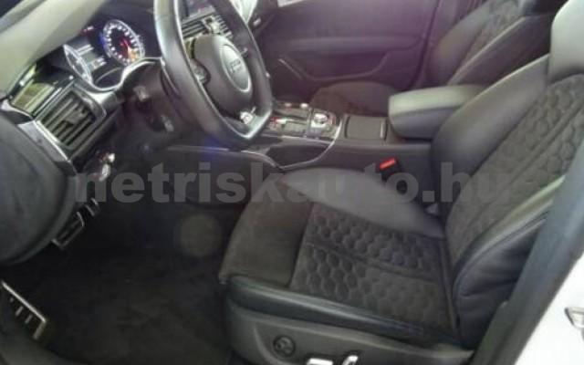 RS7 személygépkocsi - 3993cm3 Benzin 104823 9/10