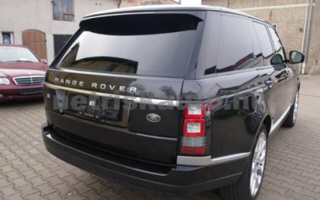 LAND ROVER Range Rover személygépkocsi - 5000cm3 Benzin 43462 5/7