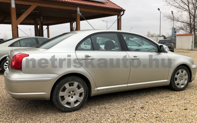 TOYOTA Avensis 1.8 Sol Elegant személygépkocsi - 1794cm3 Benzin 74248 7/12