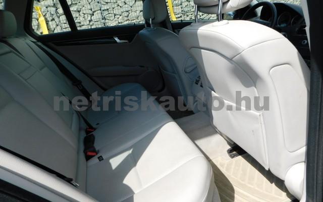MERCEDES-BENZ C-osztály C 200 T CDI Elegance személygépkocsi - 2148cm3 Diesel 44591 10/12