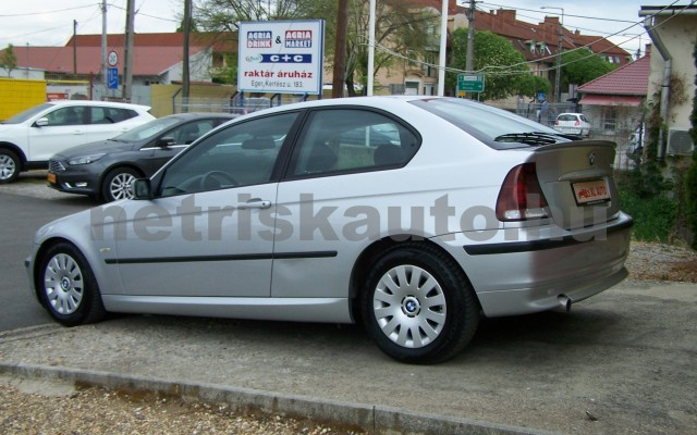 BMW 3-as sorozat 316ti Compact személygépkocsi - 1596cm3 Benzin 44609 3/12