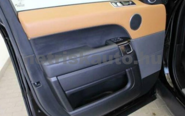 LAND ROVER Range Rover személygépkocsi - 5000cm3 Benzin 110597 6/11