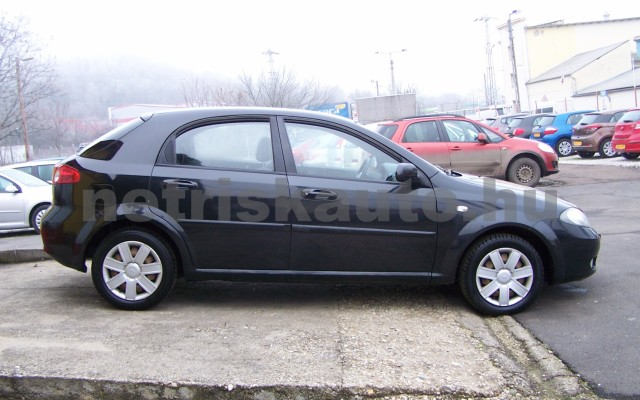 CHEVROLET Lacetti 1.6 16V Elite személygépkocsi - 1598cm3 Benzin 44612 6/12