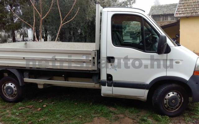 RENAULT Master 2.5 dCi L2H1 tehergépkocsi 3,5t össztömegig - 2463cm3 Diesel 27405 3/12