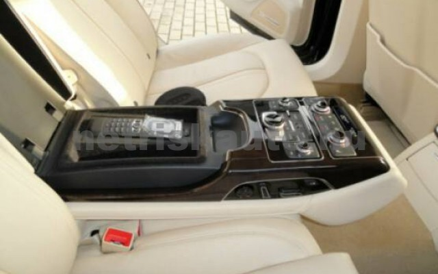 AUDI A8 személygépkocsi - 4134cm3 Diesel 42436 7/7