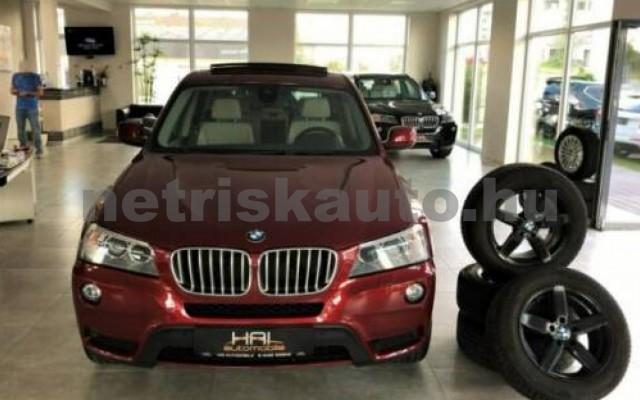 BMW X3 személygépkocsi - 2993cm3 Diesel 55730 5/7