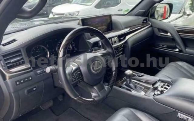 LEXUS LX 570 személygépkocsi - 5663cm3 Benzin 110687 8/12