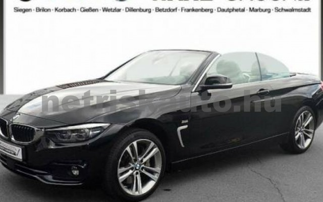 BMW 440 személygépkocsi - 2998cm3 Benzin 55492 7/7