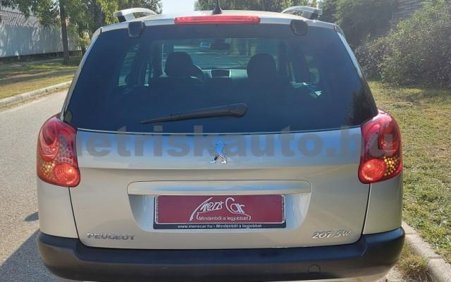 PEUGEOT 207 1.6 HDi Urban személygépkocsi - 1560cm3 Diesel 64550 9/28