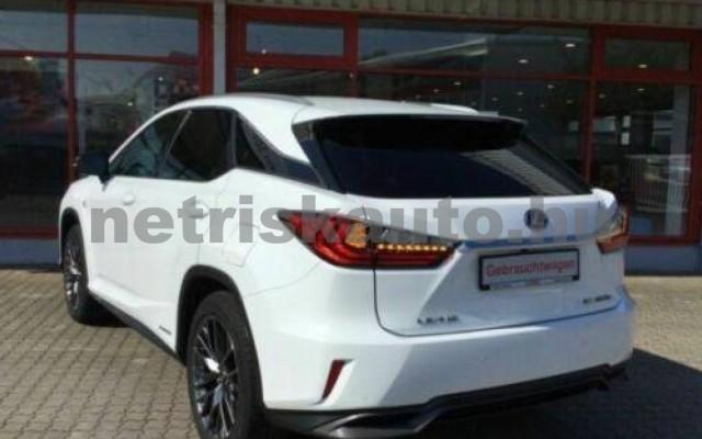 LEXUS RX 450 személygépkocsi - 3456cm3 Hybrid 110640 3/9